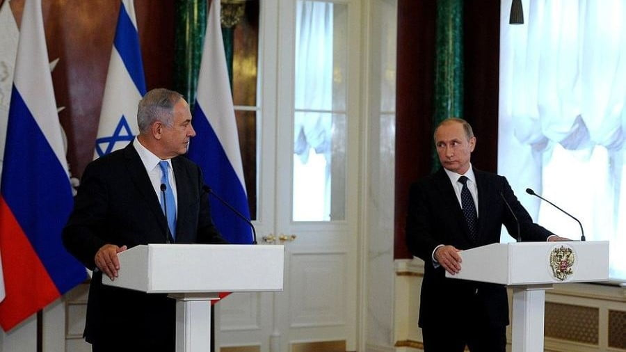Putin's Grand Bargain to Israel: Can Israel Digest It?
