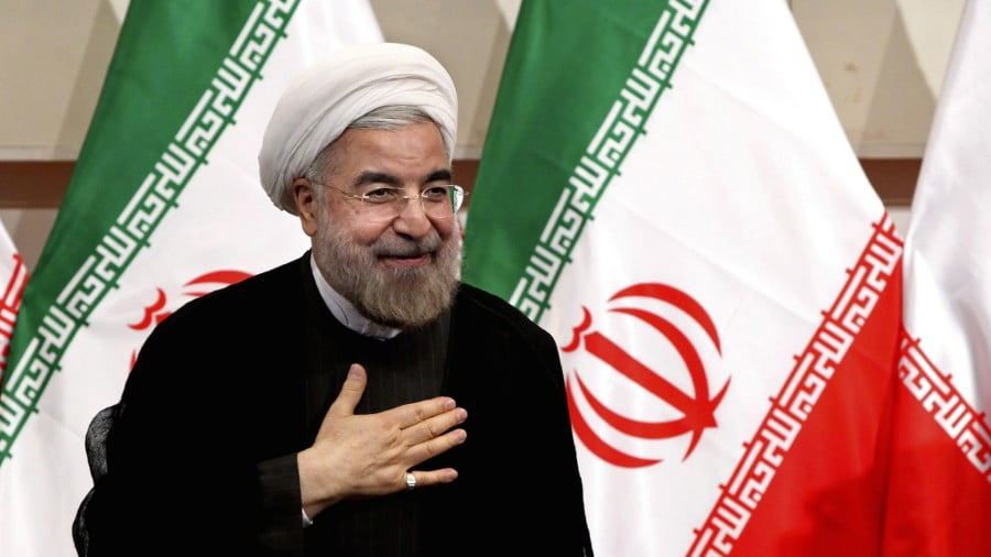 Iran's President Hassan Rouhani Assures Pakistan…While in India