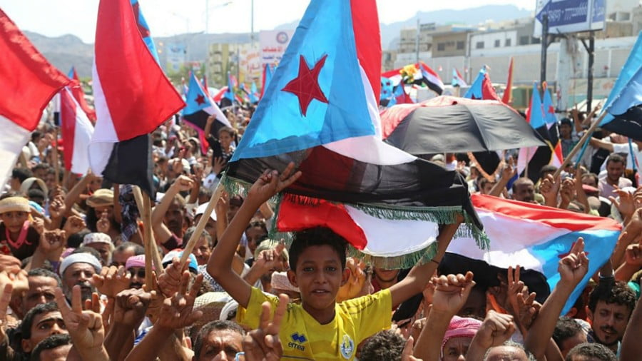 Welcome Back to the Map, South Yemen!