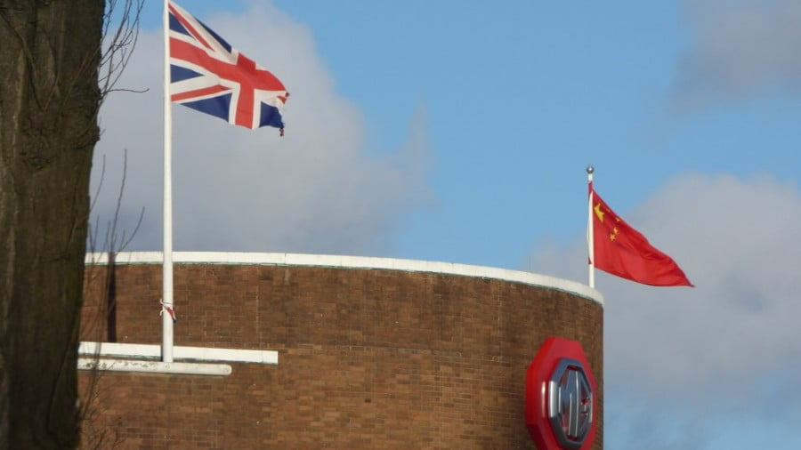 Trade with China and Britain's Commercial Death Wish