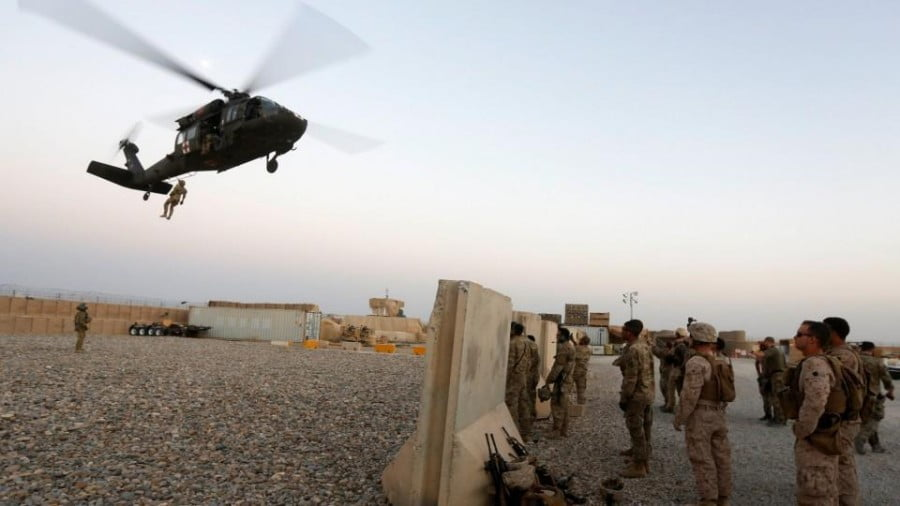 Washington Prepares New Escalation as Afghanistan Unravels