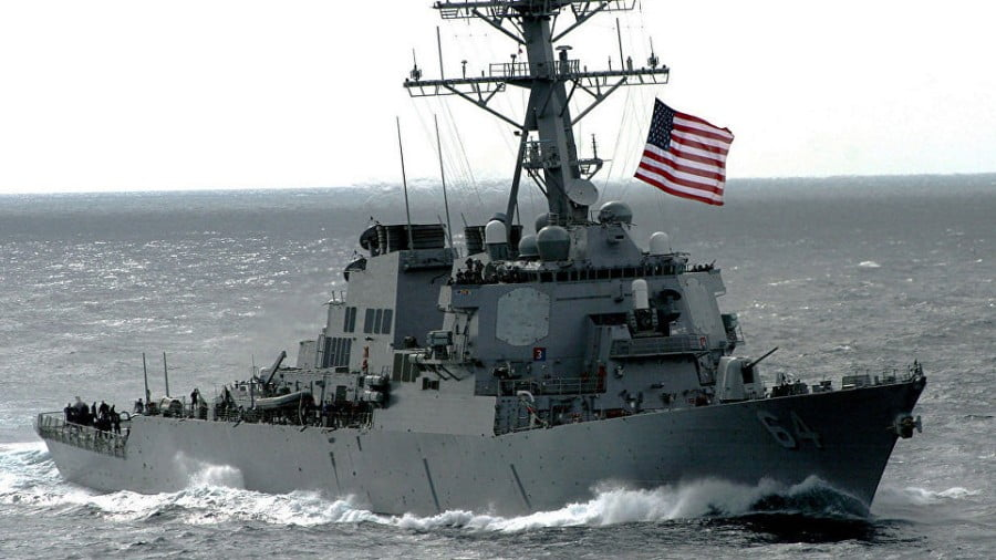 U.S. Navy Sends Destroyers to Black Sea to 'Desensitize' Russia