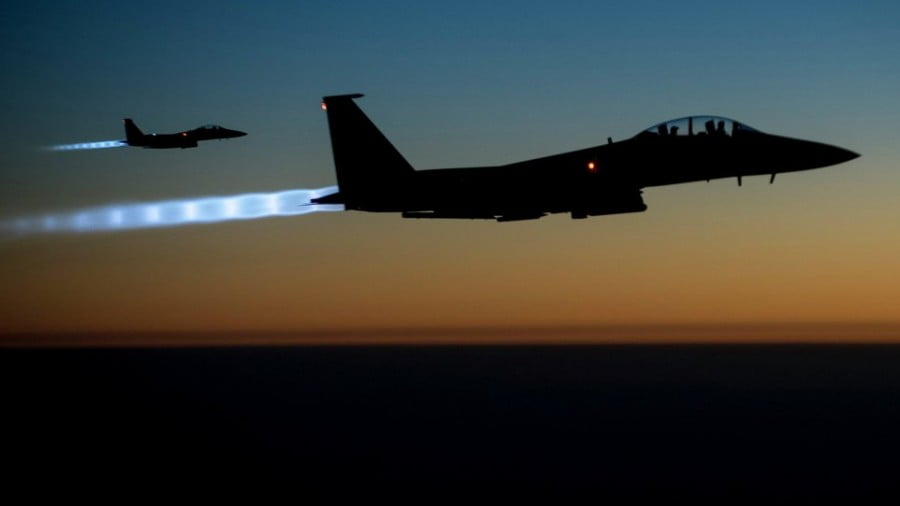 Russians Reported Killed in US Strikes in Syria