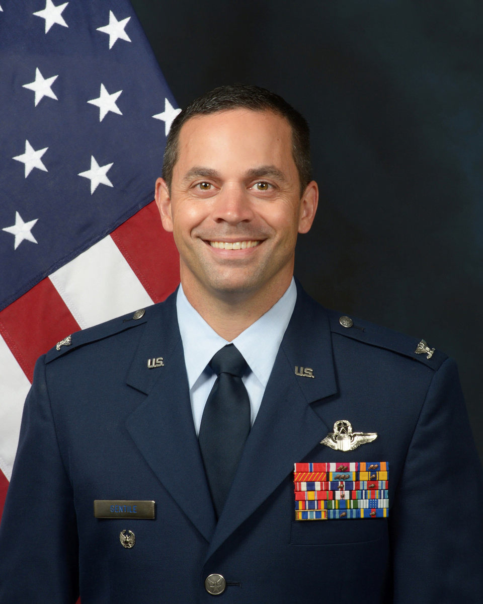 Colonel Lee Gentile Jr.