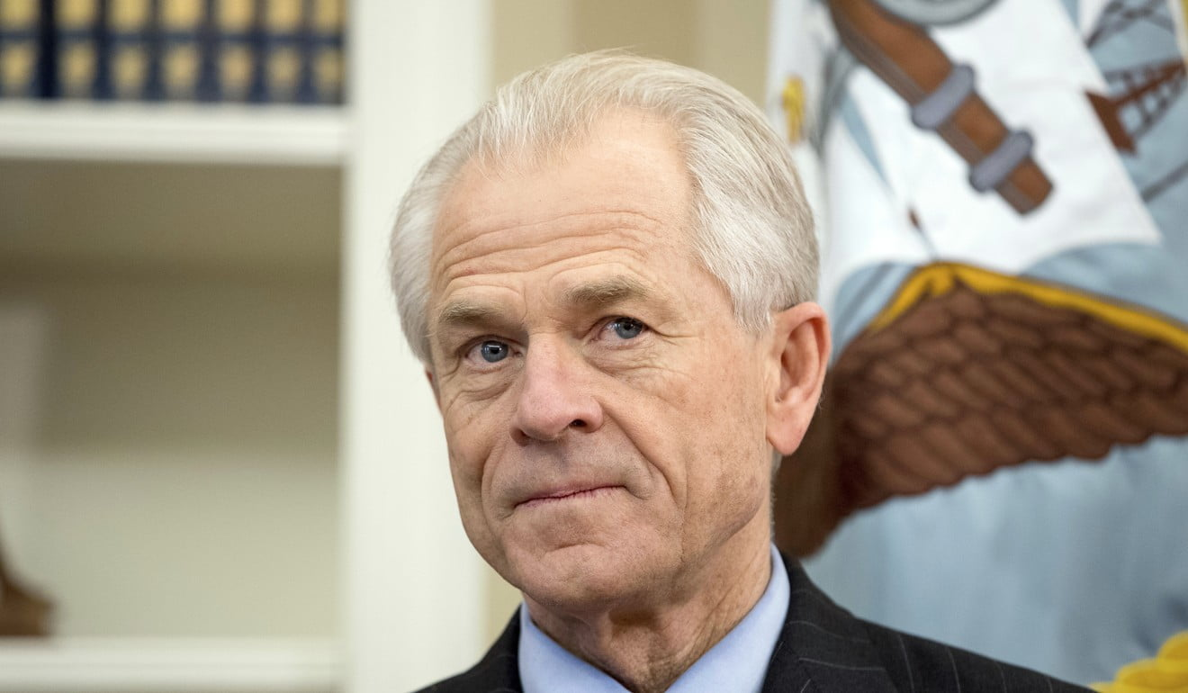 Peter Navarro, Trump's top trade adviser. Photo: AP