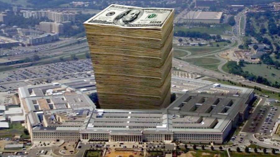 World, Dump US Debt! You've Got Nothing to Lose but the Chains