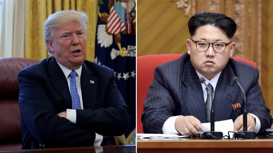 Hold that Twitter! The Donald Agrees to 'Meeting of the Century' with Kim Jong-un