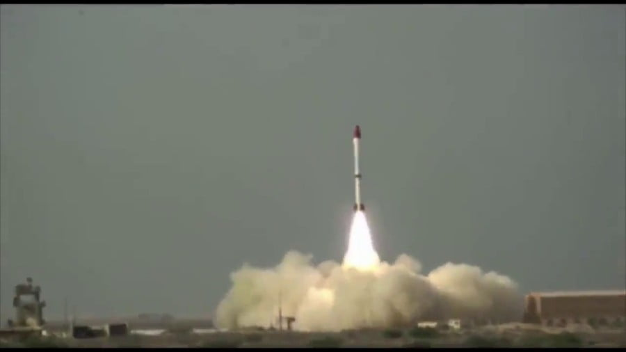 Pakistan Has Just Tested the Ultimate Nuclear Missile