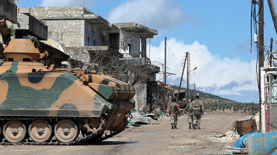 The FSA's Victory in Afrin Exposed Alt-Media's Fake News about Syria