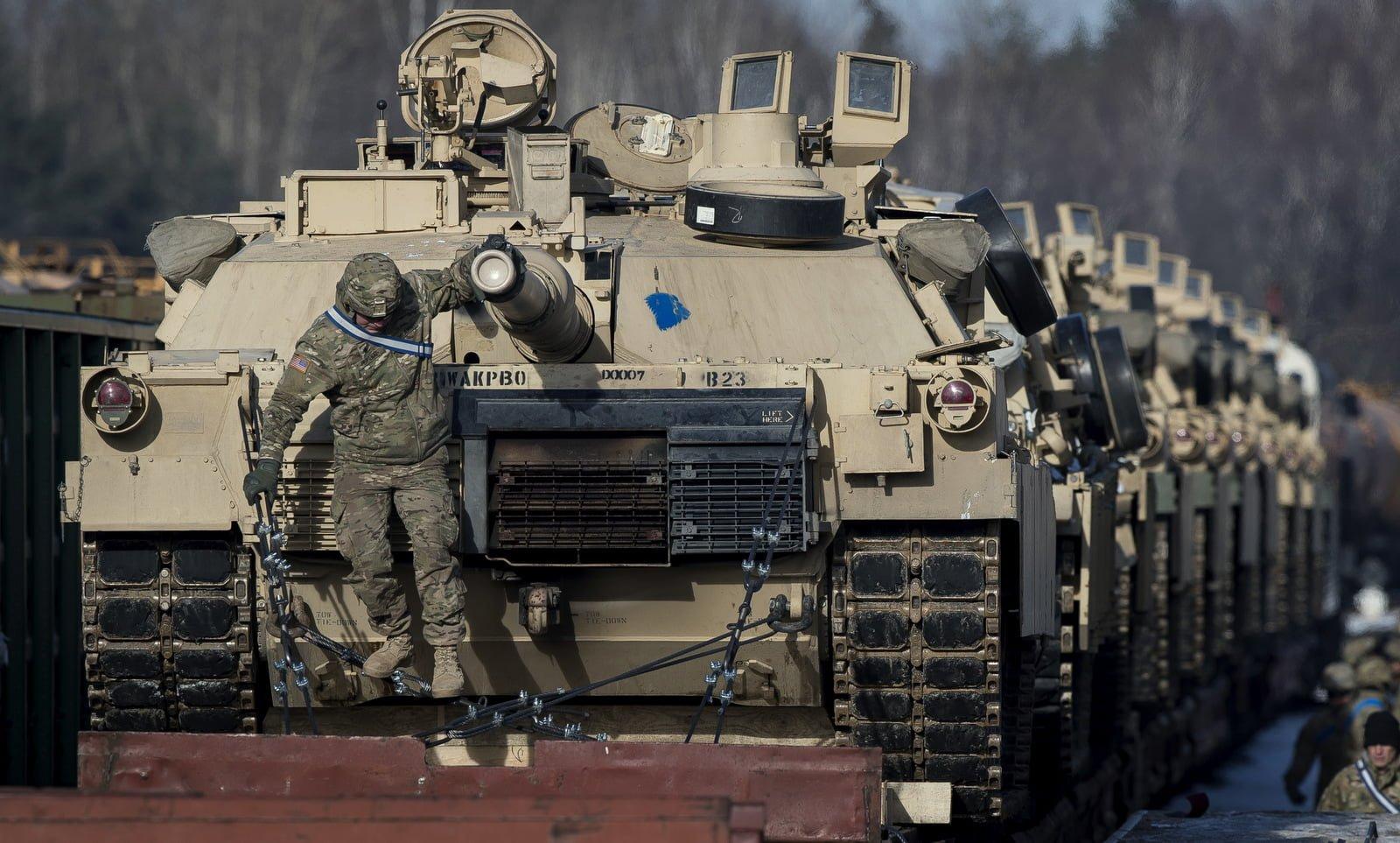 Lithuania NATO US