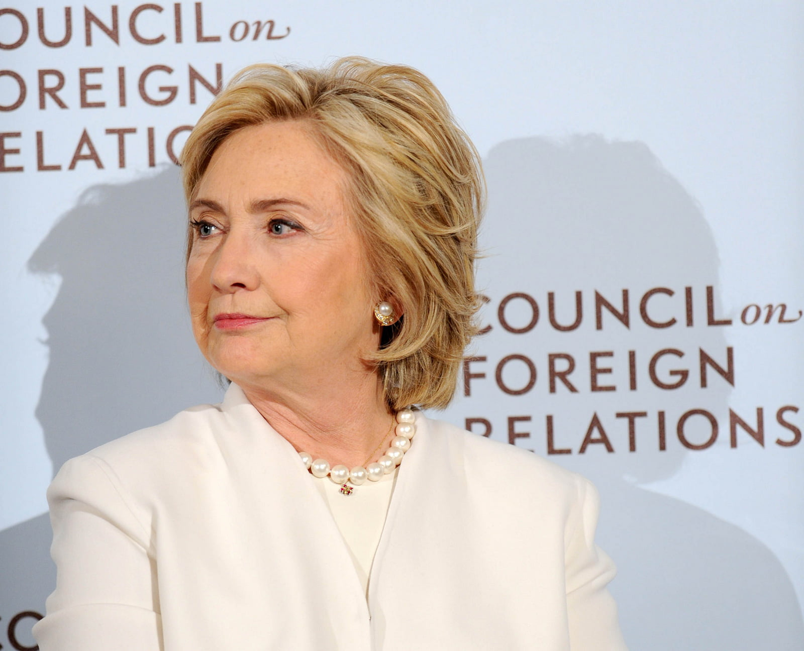 Hillary Clinton announces her campaign agenda at a Council on Foreign Relations event in Manhattan, New York, Nov, 2015. (Photo: GWR/STAR MAX/IPx)