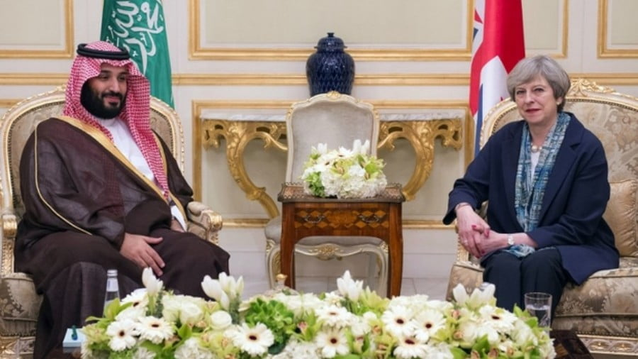 Playing with Fire: Britain and Its Craven Support for Saudi's bin Salman