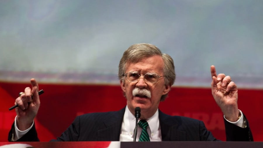 John Bolton's Return: The Neocons Have Taken Over the Asylum