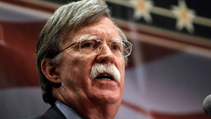 Bolton the Doors, Mind That Johnson, the Neocons Are Coming