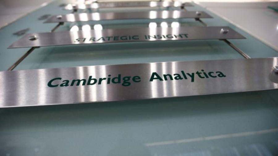 Cambridge Analytica & The Facebook-Big Data Conspiracy