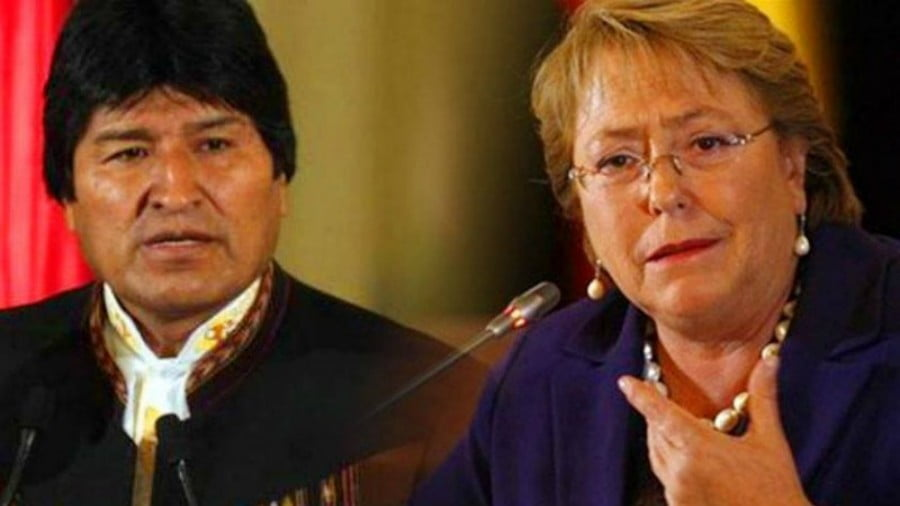 Bolivia vs. Chile: The Regional Consequences of Liberalism vs. Realism
