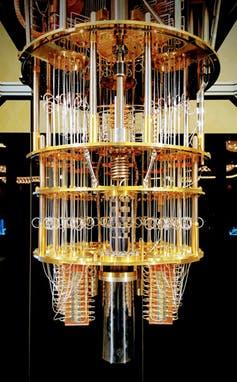 file-20180306-146675-1s7z2gh A quantum computer. Flickr/Lars Plougmann, CC BY-SA