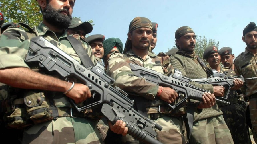 Indian Army Says Its Equipment is Obsolete and Not Ready for War