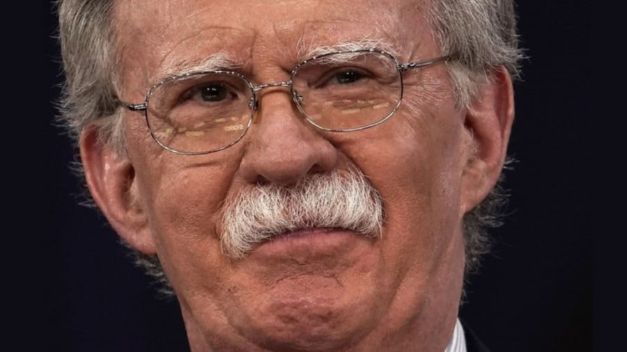 The World According to John Bolton… In His Own Words