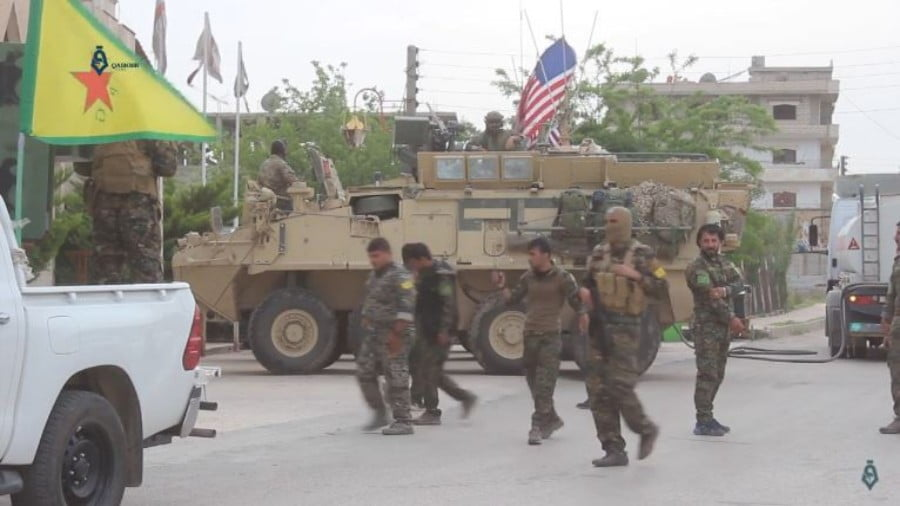 America's Illegal Sojourn in Syria