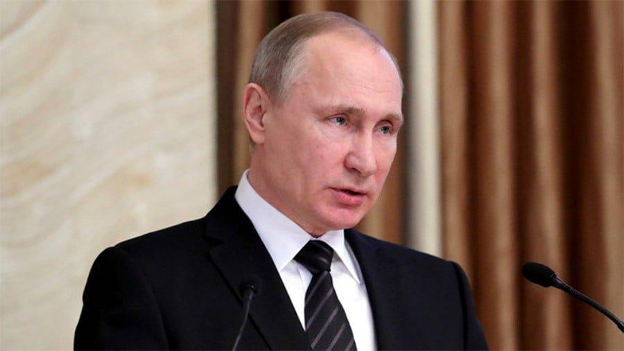 Witnessing Vladimir Putin: Emperor of Patience