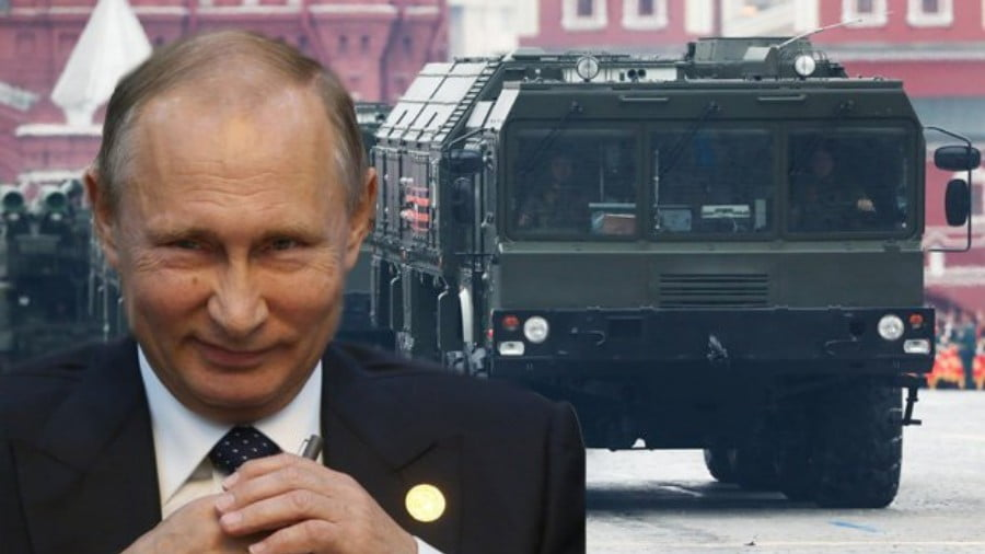 Vladimir Putin Just Revealed 6 Brand New Russian Weapons – and They are Impressive