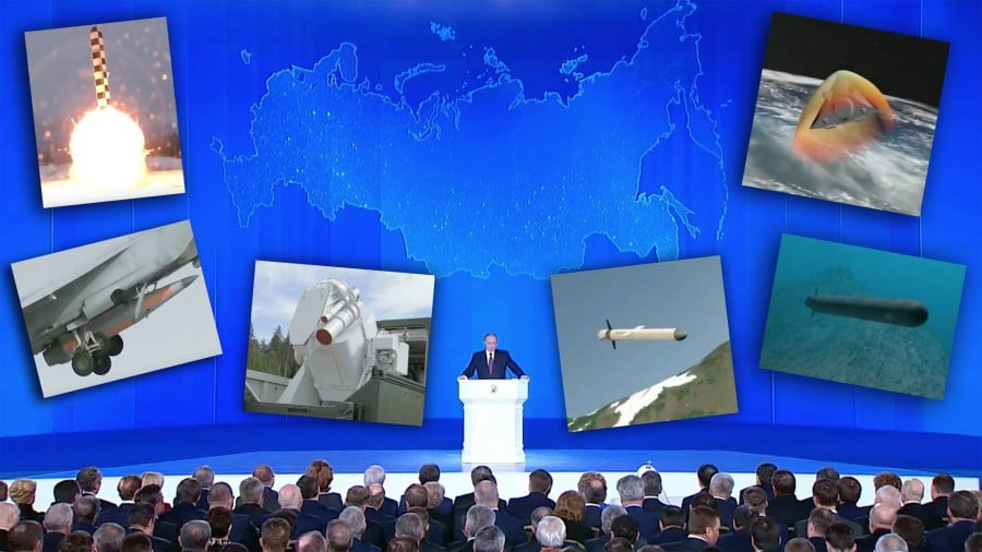 Media React to Russian Super-Weapons