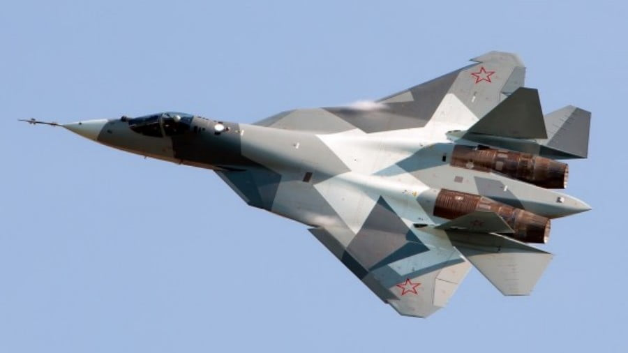 Making Sense of the Russian 5th Generation Fighters in Syria