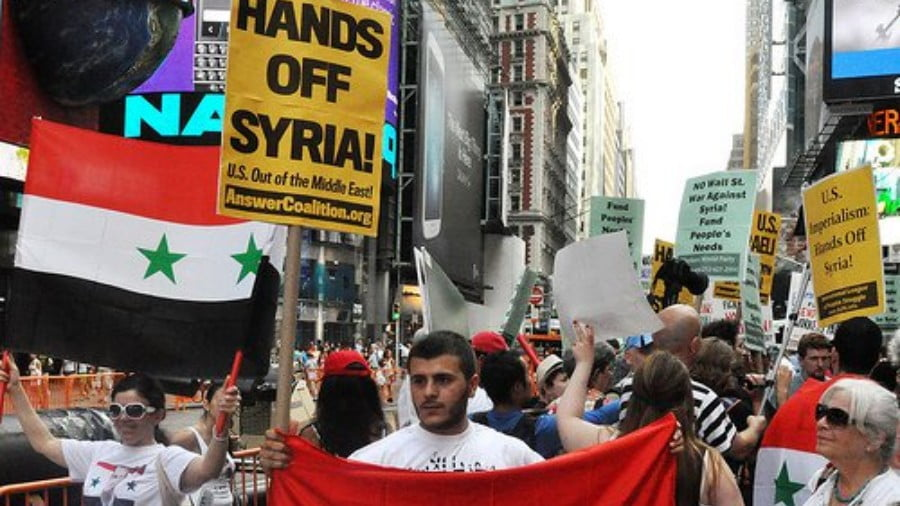 "A New ""Left"" Appeal for Imperialist Intervention in Syria"