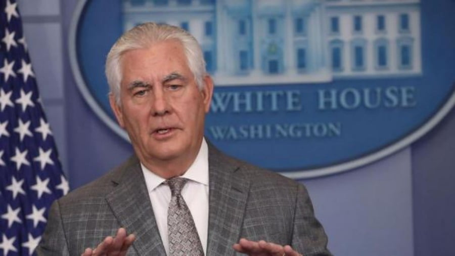 What Secretary of State Tillerson's Firing Means