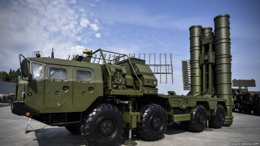 Russia's S-400s Are the Key to a Neo-NAM