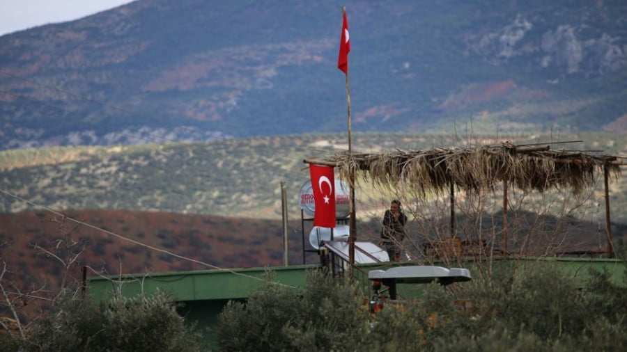 Turkey 'To Launch Wider Offensive Against Kurds' After Taking Afrin