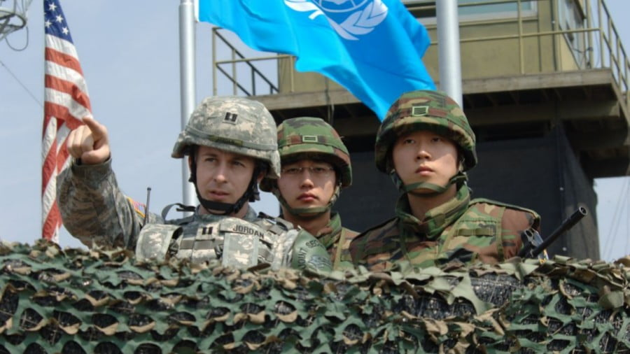 Why Are US Troops Still in South Korea, Anyway?