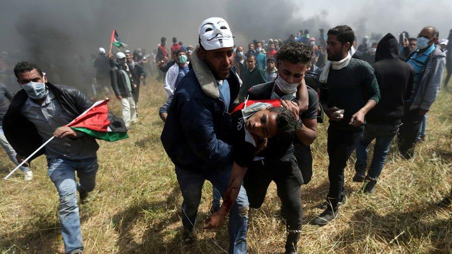 © Ibraheem Abu Mustafa / Reuters