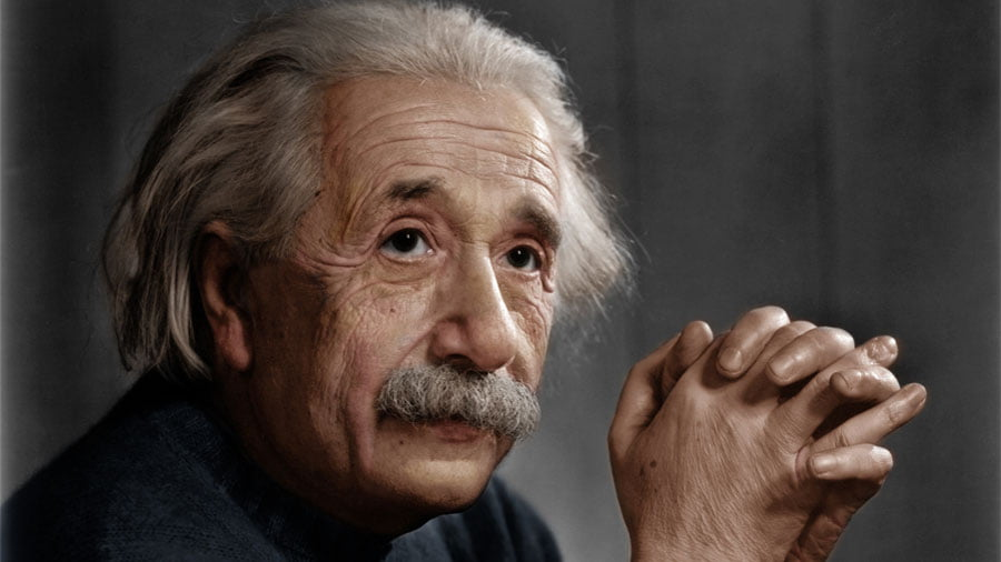 The Ghost of Herut: Einstein on Israel, 70 Years Ago
