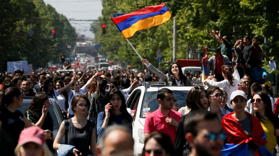 Armenian Anarchy Is Only Good for America