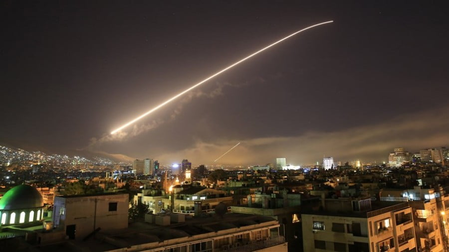 After Syria Strikes, Drumbeat Grows for Wider US War
