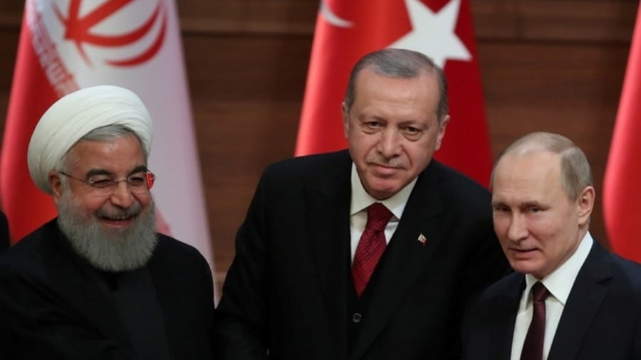 Russia's Friend, Assad Foe, US Ally: Turkey Faces Tough Choices on Syria