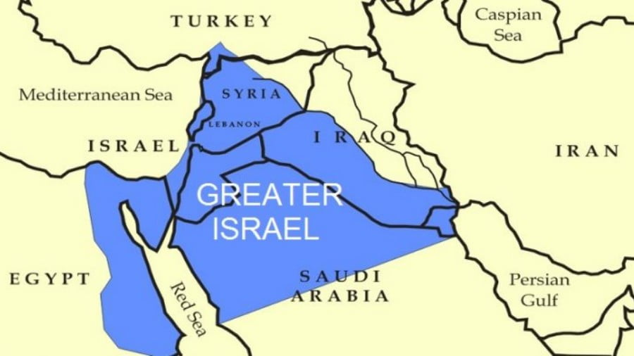 Syrian War Lies and the Greater Israel Project