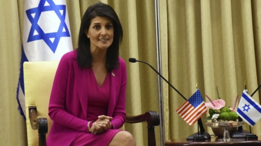 Scarier Than John Bolton? Think of Nikki Haley for President!