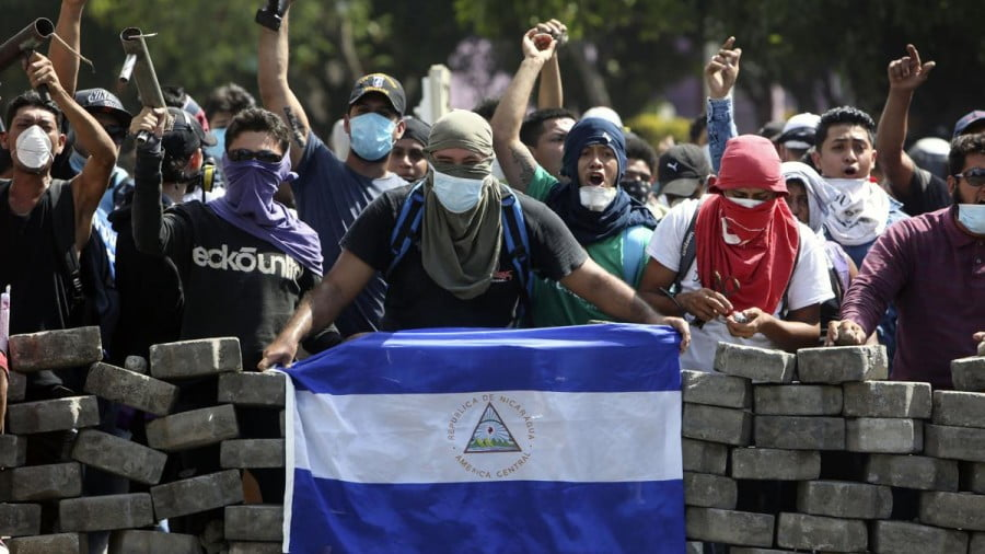 The Nicaraguan Nightmare Might Have Only Just Begun