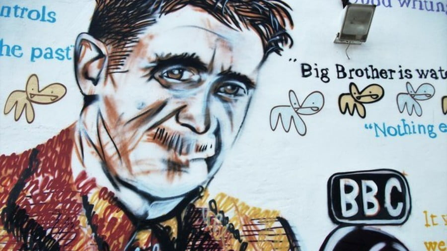 How The Guardian Fulfills George Orwell's Prediction of 'Newspeak'