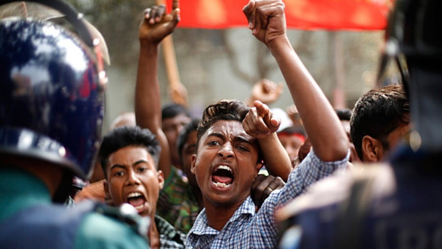 Could Student Protests Break the Back of Bangladesh's Ruling Party?