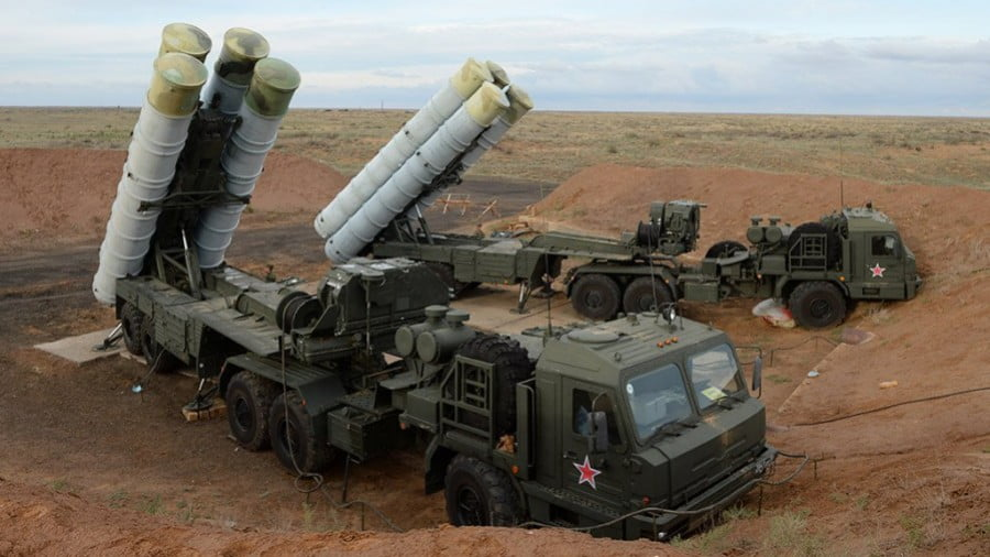 China Should Buy More Russian S-400s and Sell Them to Pakistan
