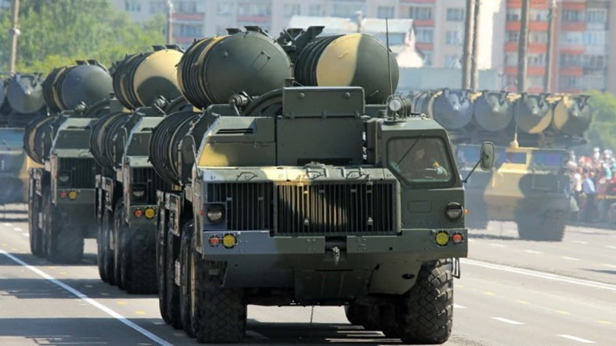 US Threatens Sanctions on Nations Buying Russian S-400s?