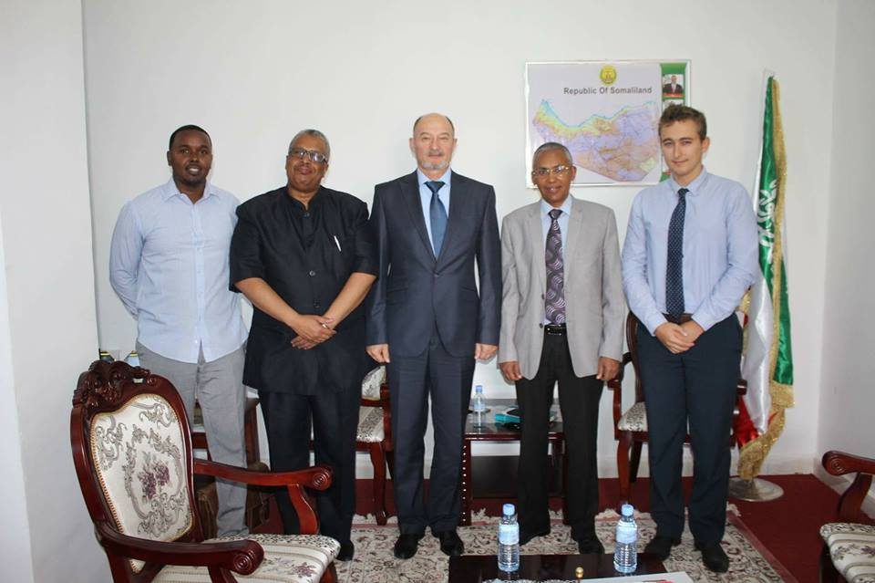 somaliland-foreign-minister-meets-with-russian-diplomat-yury-kourchakov