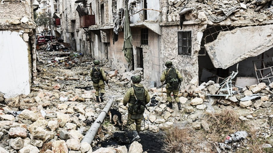 Syria in the US' Bloody Embrace