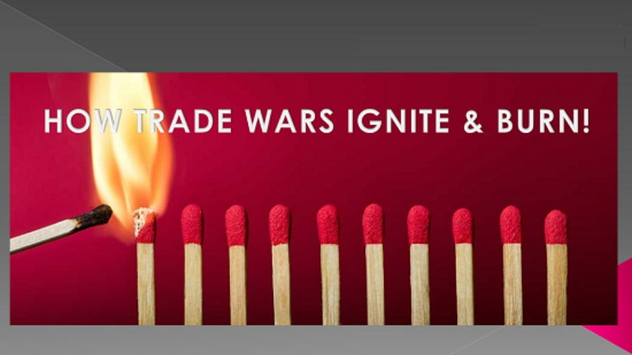 How Trade Wars Ignite and Why They're Spreading