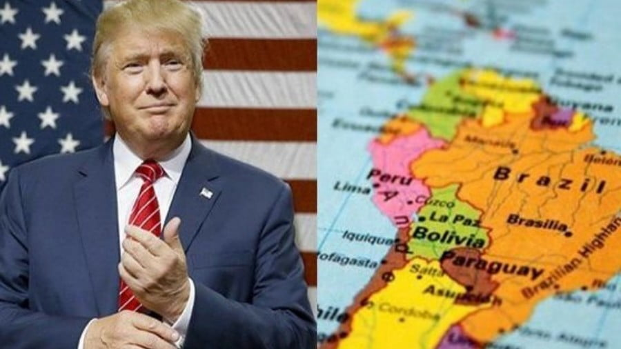 Latin America in the Time of Trump