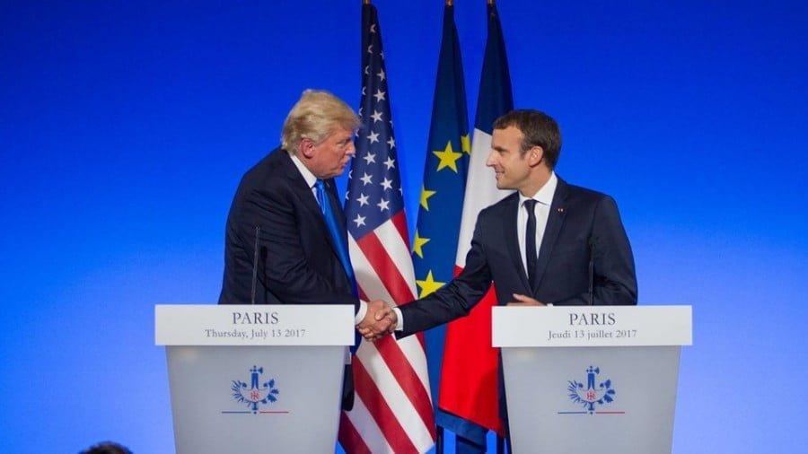 Macron: The Last Multilateralist